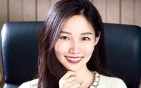 Vẻ ngoài xinh đẹp của nữ chủ tịch 28 tuổi công ty dược phẩm ở Trung Quốc