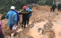 Máy bay không người lái, flycam được sử dụng để tìm kiếm 15 công nhân mất tích ở Rào Trăng 3