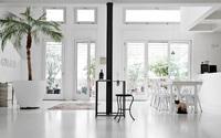 Ngỡ ngàng trước vẻ đẹp của ngôi nhà với toàn màu trắng