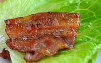 Ướp thịt ba chỉ vàng ươm, giòn bì, thịt thơm mềm hết ý lại siêu dễ ai cũng làm được