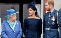 Sau thời gian im ắng, cuối cùng Nữ hoàng Anh đã có hành động liên quan đến con trai của vợ chồng Harry - Meghan