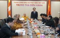 Giáo hội Phật giáo Việt Nam chỉ đạo tạm dừng mọi hoạt động lễ hội đông người tại Vĩnh Phúc để phòng, chống dịch nCoV