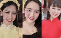Nhan sắc xinh như hotgirl của 3 cô gái miền Tây tình nguyện lên đường nhập ngũ