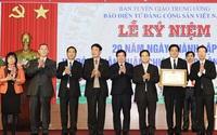 Báo điện tử Đảng Cộng sản Việt Nam kỷ niệm 20 năm thành lập và đón nhận Huân chương Lao động hạng nhì