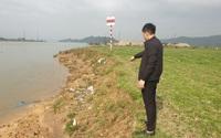 """Huyện Nghi Xuân, Hà Tĩnh: Sông """"ngoạm"""" làng, dân bàng hoàng mất đất"""