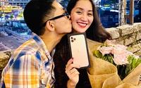 """Chồng trẻ Phan Hiển """"chơi lớn"""" chi hàng trăm triệu cho Khánh Thi dịp Valentine"""