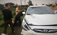 Thêm một giáo viên tử vong trong vụ xe máy bị ôtô con kéo lê 300 m