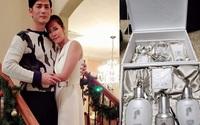 Quách Thành Danh tặng vợ xe mui trần dịp Valentine