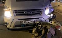 Va chạm với ô tô, người đàn ông tử vong trong đêm Valentine ở Hà Nội
