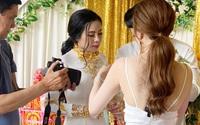 """Đám cưới với hồi môn """"siêu khủng"""" ở Đồng Nai: Lời chia sẻ của người chị tặng em gái 49 cây vàng và 2,5 tỷ"""