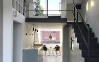 Biến gác xép cũ tối tăm thành căn hộ hiện đại, xinh xắn đầy ánh sáng tự nhiên