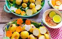 Trứng nướng hồ lô