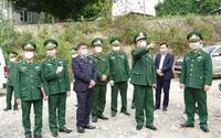 Tăng cường 1.300 cán bộ, chiến sĩ biên phòng lên các cửa khẩu tham gia phòng chống dịch nCoV