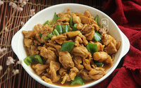 Thịt gà mà kết hợp với loại quả này, thịt mềm, nước sốt ngon mùi thơm lại quá quyến rũ