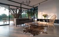 """Nhà vườn 140m2 đẹp, lạ, thoáng trong phim """"Những ngày không quên"""", nội thất bên trong mới là điều đáng nói"""