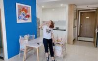 """Ở tuổi 35 và một mình nuôi con, nữ diễn viên """"Luật trời"""" Ngọc Lan khiến fan ngưỡng mộ khi tậu thêm nhà mới sang chảnh"""