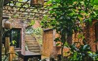 Căn nhà gỗ cũ kĩ trên đỉnh núi ở Chương Mỹ, Hà Nội được cải tạo đẹp đến mức dân mạng muốn được đặt chân đến