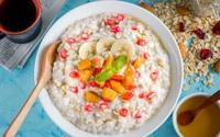 7 món ngon từ yến mạch tốt cho sức khỏe