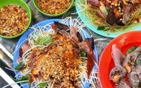 Loạt món trộn ngon được yêu thích ở Hà Nội