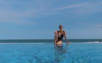 Mới đầu hè, sao Việt đã thi nhau thả dáng với đồ bơi, hot đỉnh cao là Hà Tăng