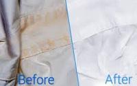 Lôi hết đồ trắng mặc đã lâu trong tủ ra ngâm vào baking soda, nhìn kết quả sau đó mới kinh ngạc