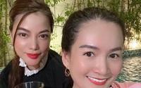 Bà xã Bình Minh ngày càng trẻ, đọ sắc với Hoa hậu vẫn không thua kém nhờ chăm thể thao