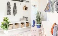 Đừng bỏ qua những ý tưởng lưu trữ thông minh giúp lối vào nhà vừa gọn vừa đẹp
