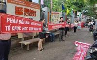 Bị phụ huynh phản đối, Trường Tiểu học Quốc tế Thăng Long bỏ tổ chức học tiết thứ 9