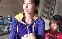 Đôi vợ chồng nghèo ở Hà Tĩnh cầu xin sự sống cho con trai bị não úng thủy