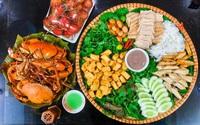 Thực đơn bữa ăn gia đình 5 người đủ chất, dễ làm