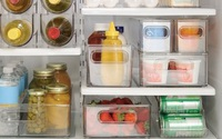 Bỏ cái kiểu mua đồ ăn về vứt bừa phứa vào tủ lạnh đi, đây là cách sắp xếp khoa học mà bạn nên học tập