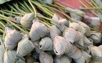 Trà ướp bông sen tươi 40 nghìn/bông đắt khách