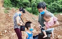 Nhập cảnh trái phép vào Việt Nam, một gia đình quê Thái Bình được đưa đi cách ly