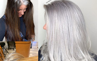 Dịch vụ nhuộm tóc bạc giá nghìn đô vẫn được yêu thích
