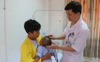 Hà Tĩnh: Cứu sống bé gái 3 tuổi bị chấn thương sọ não nặng