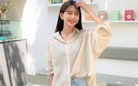 Kiểu áo sơ mi hợp diện đi làm mùa hè, không chỉ mát mà còn trẻ trung tuyệt đối