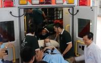 VIDEO: Bệnh nhân 91 rời Bệnh viện Chợ Rẫy để ra máy bay về nước