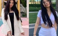 Nhan sắc tuổi 18 của con gái Lý Hương