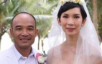 Cựu siêu mẫu Xuân Lan không muốn ở nhà chồng nuôi