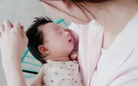 Hoa hậu Đặng Thu Thảo lần đầu lộ mặt con trai