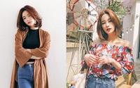 25 Kiểu tóc ngắn cho mặt dài đẹp trẻ trung dẫn đầu xu hướng 2020
