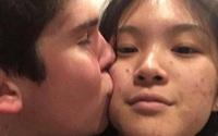 Lúc nào cũng trang điểm, cô gái khoe mặt mộc 1 lần bạn trai liền có phản ứng bất ngờ