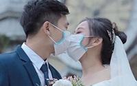 'Hoãn cưới lần 2 vì dịch, vợ chồng tôi chờ sinh con xong mới đãi tiệc'