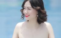 Thí sinh Hoa hậu Việt Nam 2020 bị chê chỉnh ảnh đến mức méo cột