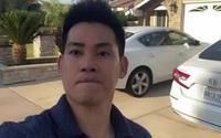 Bạn trai cũ diễn viên Mai Phương bán đồ ăn mưu sinh ở Mỹ