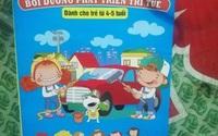 """Phụ huynh choáng váng trước bộ sách sai tùm lum: """"Con bò"""" thì viết thành """"con bì"""", dạy về xe máy thì cho hẳn xe đạp làm hình minh họa"""