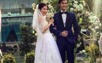 Tình yêu và tham vọng lộ ảnh cưới Minh - Linh, fan lụi tim vì cái kết như mơ