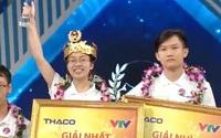 Nữ sinh Ninh Bình trở thành quán quân Đường lên đỉnh Olympia 2020