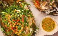 Học cách Hà Tăng làm món cá mú hấp tàu xì ngon tuyệt cú mèo đãi cả gia đình