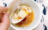 Chỉ mẹo làm sò lụa hấp nước dừa ngon ngọt mà không sợ tanh